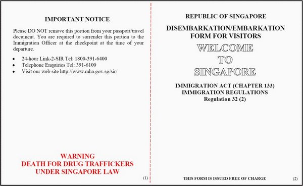 Singapore_Embarkation_Card