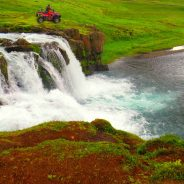Quad Biking in Iceland