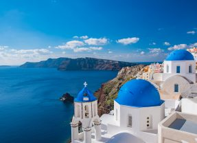 Nature & Wildlife of Santorini Islands in Greece