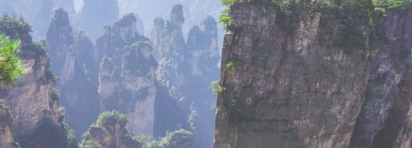 """5 Safety Tips When Visiting """"Avatar"""" Mountains in China"""