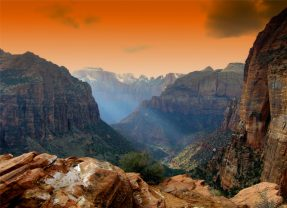 Experiencing Zion National Park in just 1 Day