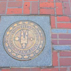 2.5 Mile Trail that's Packed with American Revolutionary History